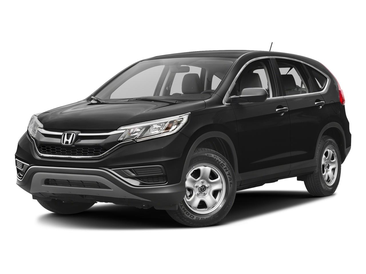 2016 Honda CR-V Vehicle Photo in Temple, TX 76502