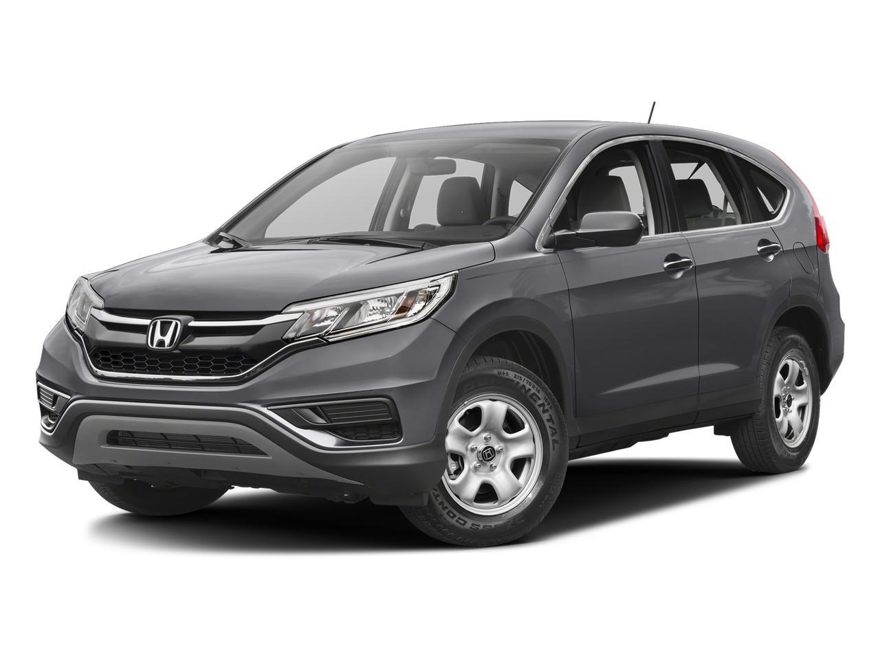 2016 Honda CR-V Vehicle Photo in Plainfield, IL 60586