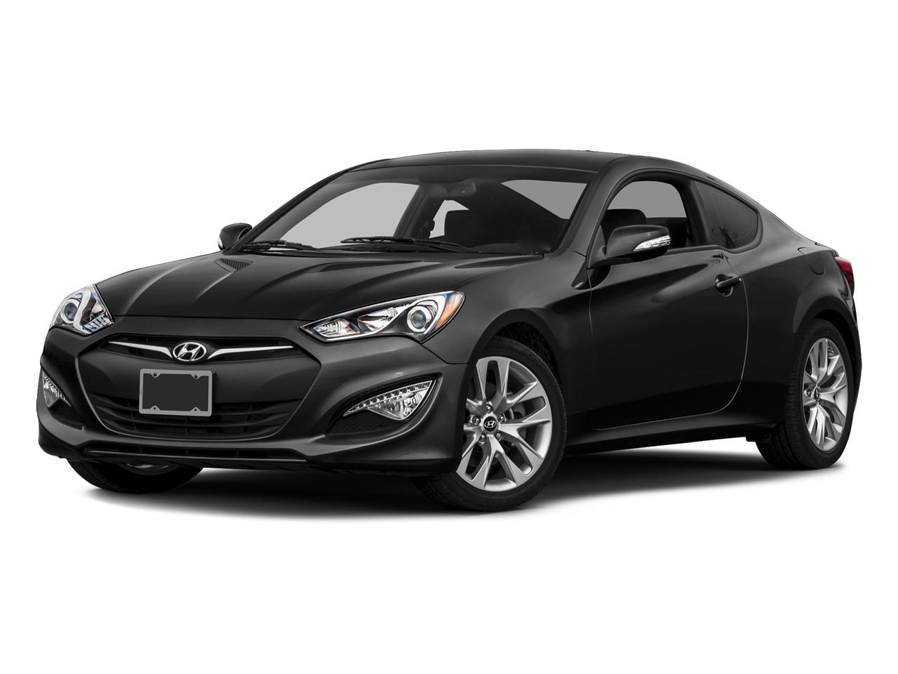 2016 Hyundai Genesis Coupe Vehicle Photo in Rockville, MD 20852