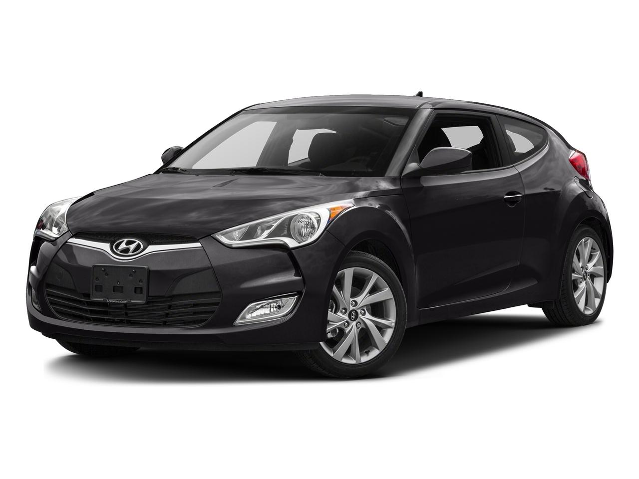 2016 Hyundai Veloster Vehicle Photo in Joliet, IL 60586