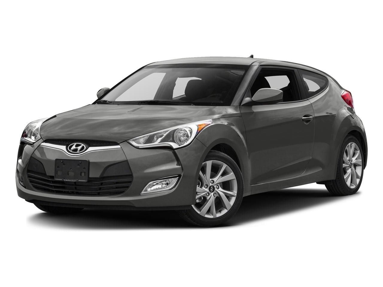 2016 Hyundai Veloster Vehicle Photo in San Antonio, TX 78230
