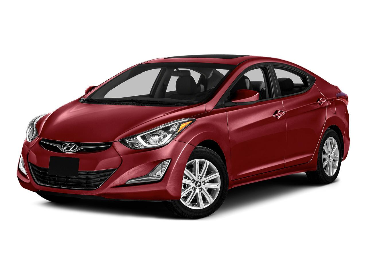 2016 Hyundai Elantra Vehicle Photo in Gainesville, TX 76240