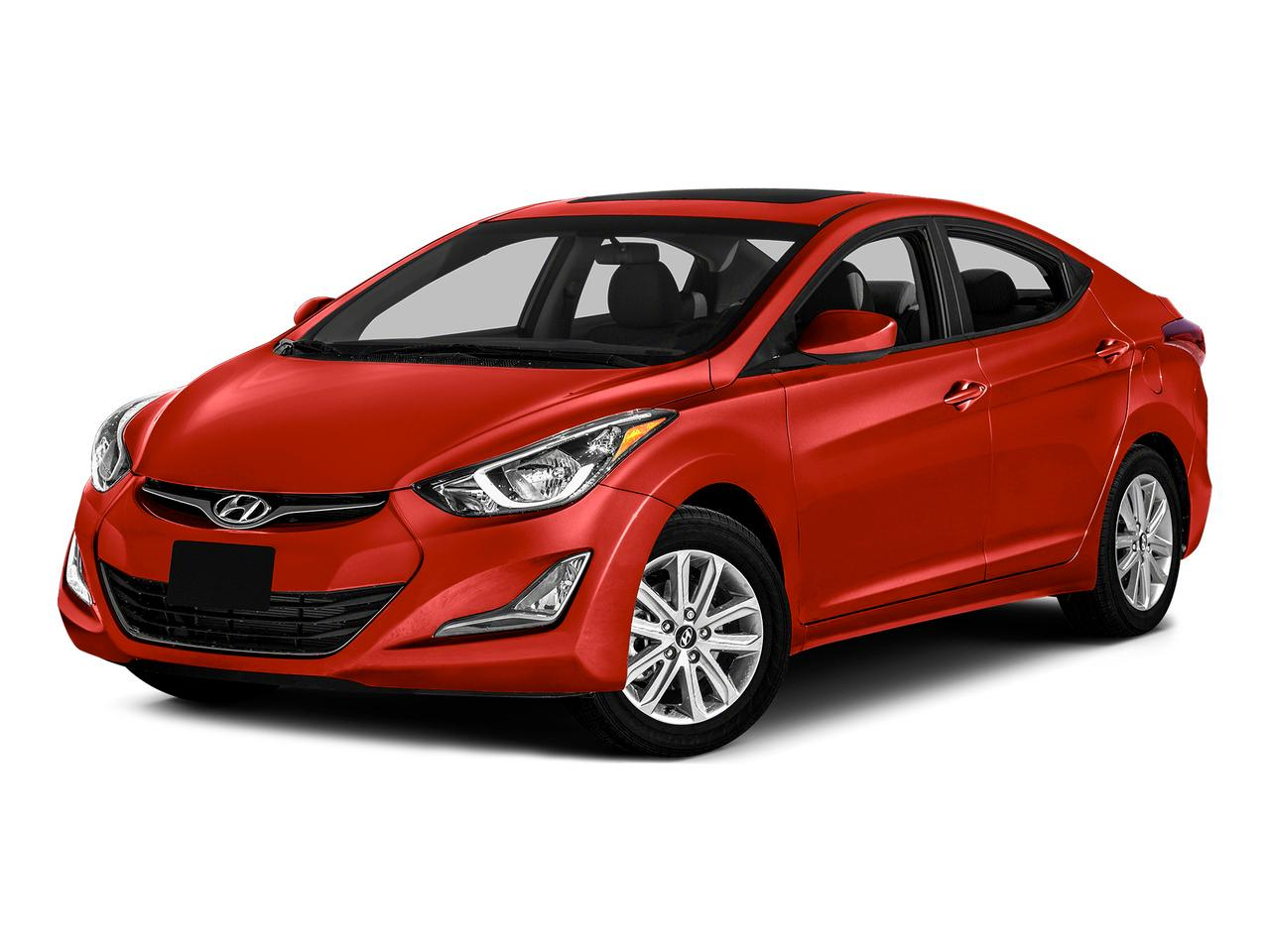 2016 Hyundai Elantra Vehicle Photo in Owensboro, KY 42303
