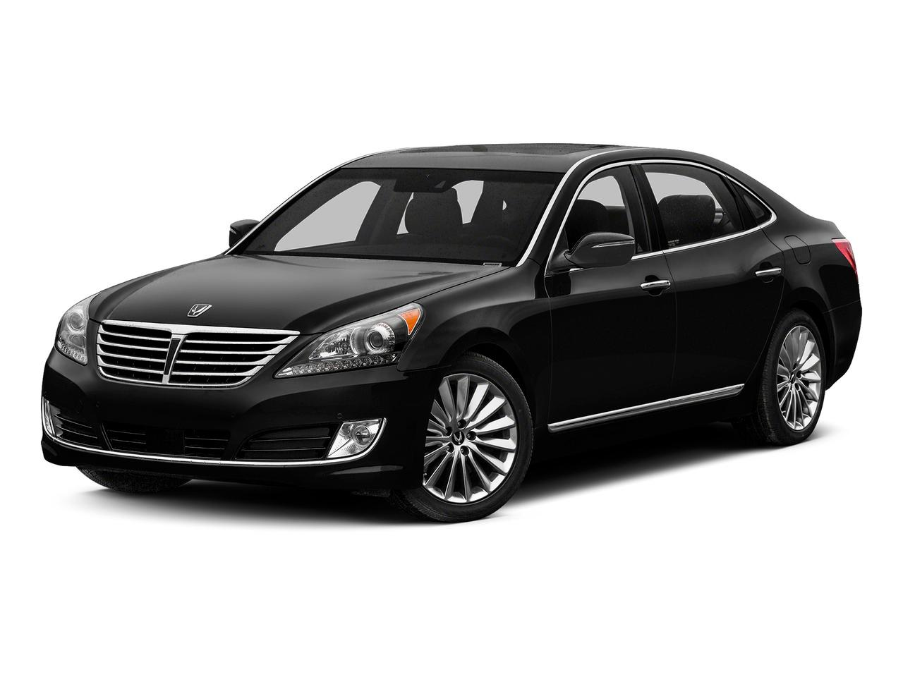 2016 Hyundai Equus Vehicle Photo in San Antonio, TX 78238
