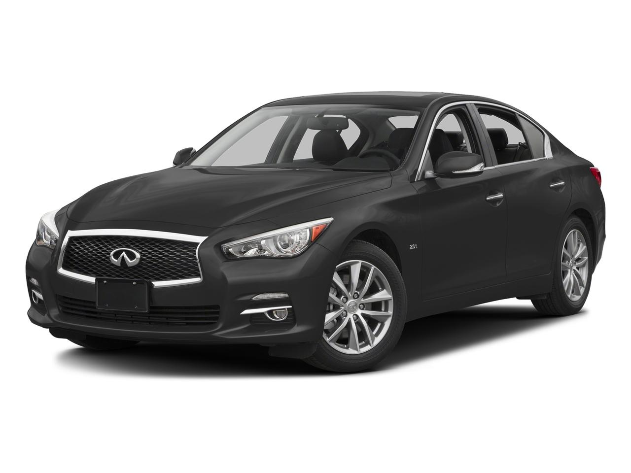 2016 INFINITI Q50 Vehicle Photo in Charlotte, NC 28269