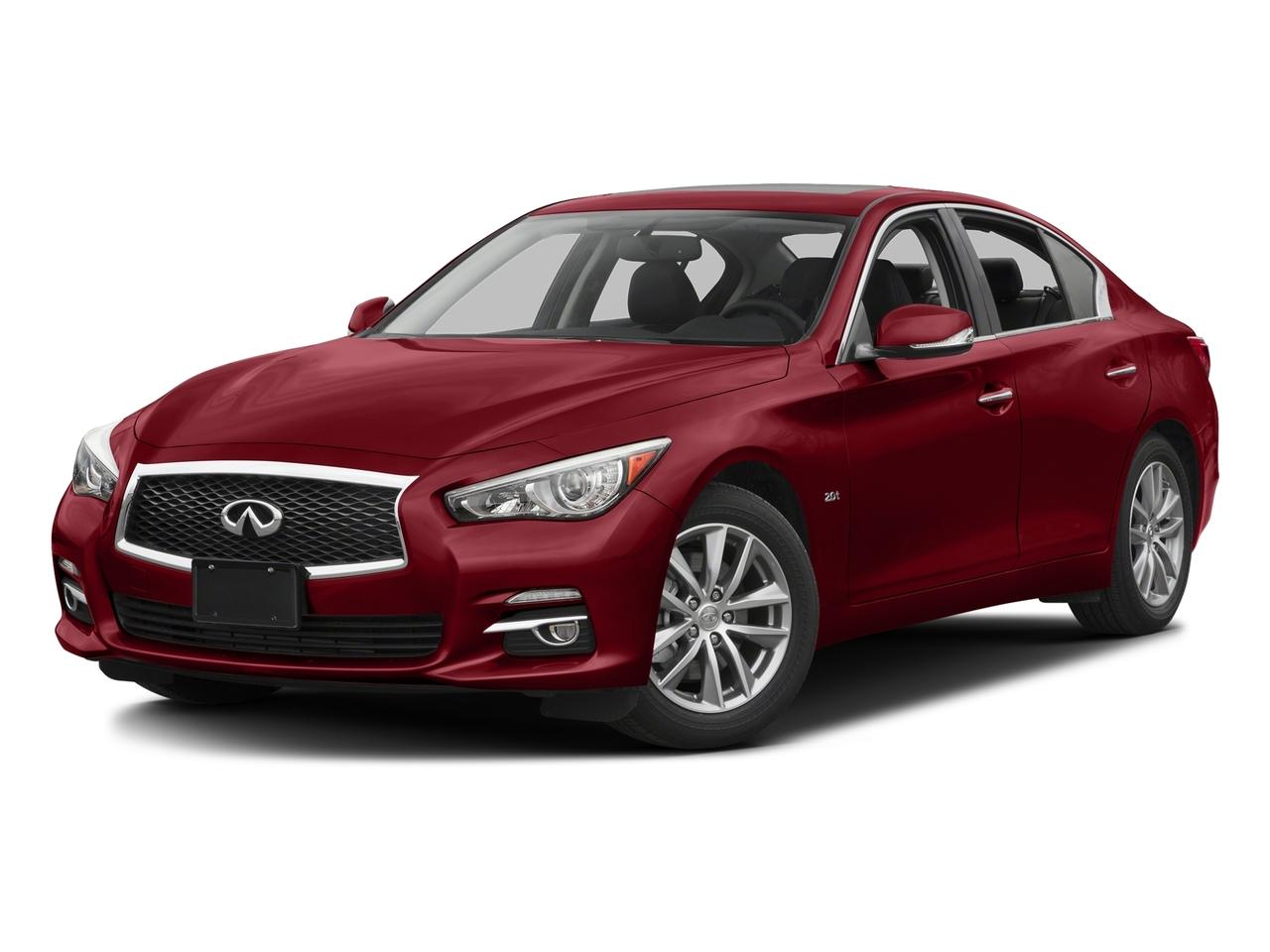 2016 INFINITI Q50 Vehicle Photo in Temple, TX 76502