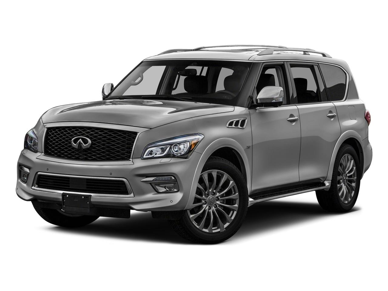2016 INFINITI QX80 Vehicle Photo in Milford, OH 45150