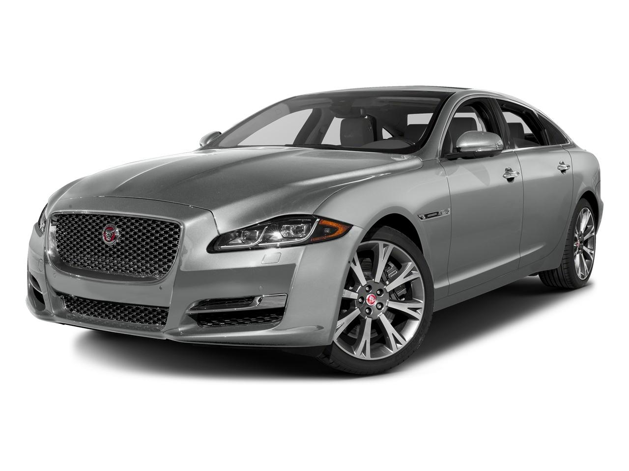 2016 Jaguar XJ Vehicle Photo in Charlotte, NC 28227