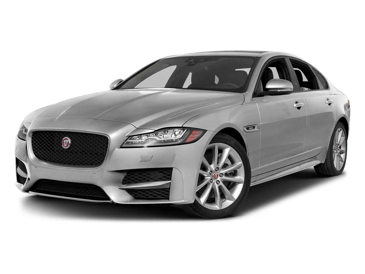 2016 Jaguar XF Vehicle Photo in Austin, TX 78759