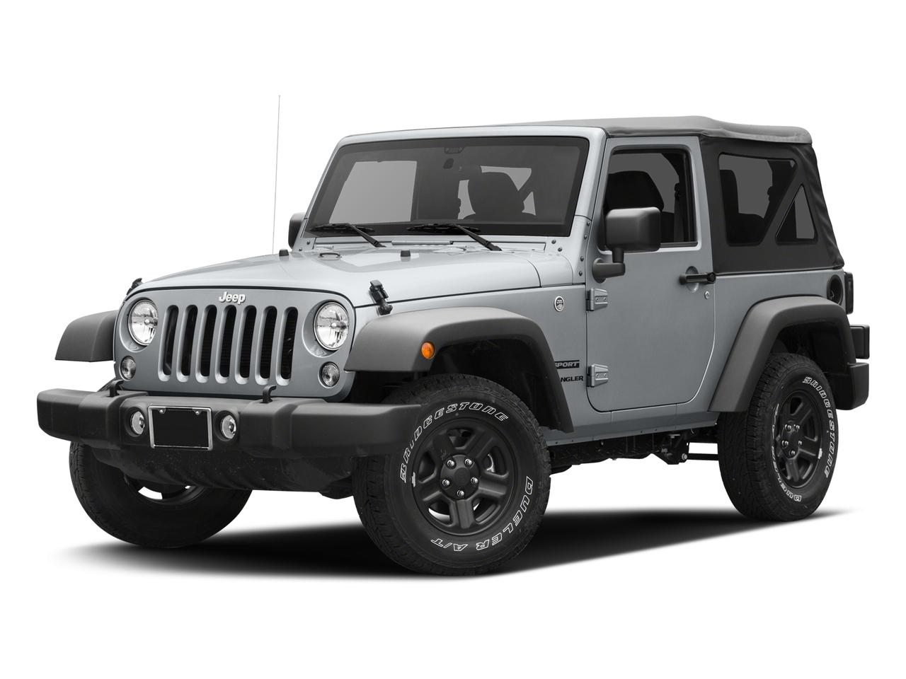 2016 Jeep Wrangler Vehicle Photo in Gardner, MA 01440