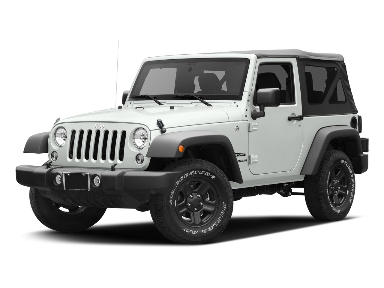2016 Jeep Wrangler Vehicle Photo in Bend, OR 97701