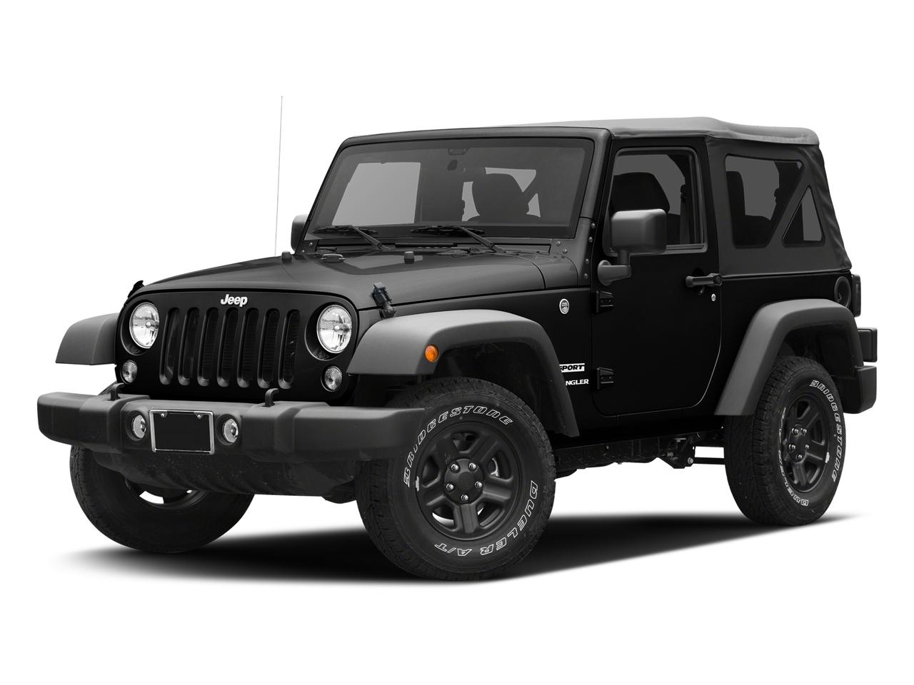 2016 Jeep Wrangler Vehicle Photo in Doylestown, PA 18976