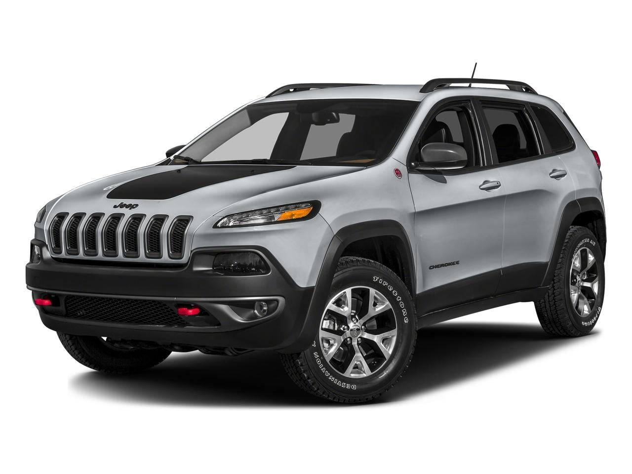 2016 Jeep Cherokee Vehicle Photo in Johnson City, TN 37601