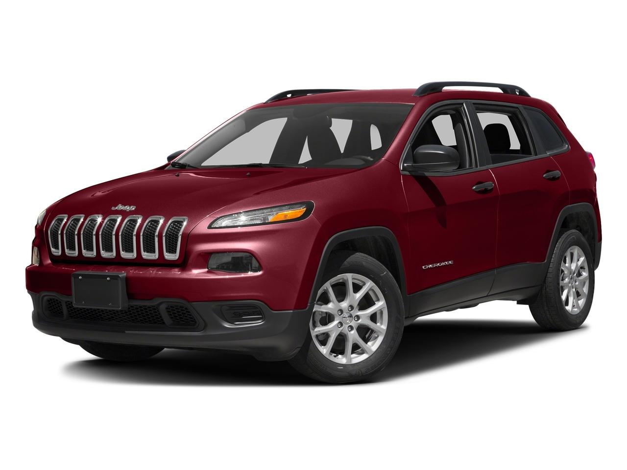 2016 Jeep Cherokee Vehicle Photo in Colma, CA 94014