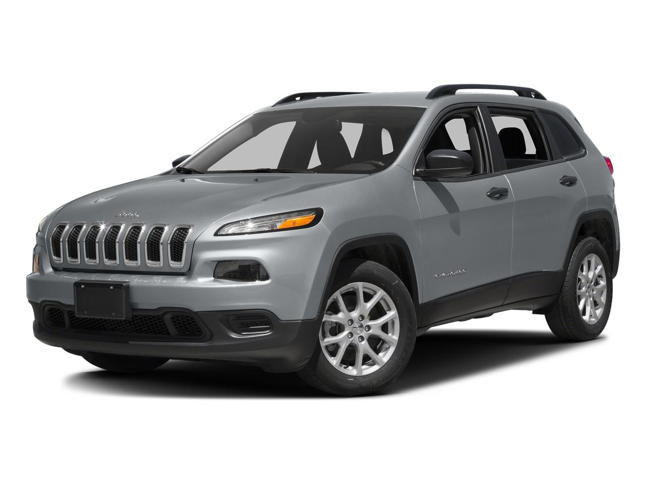 2016 Jeep Cherokee Vehicle Photo in Melbourne, FL 32901