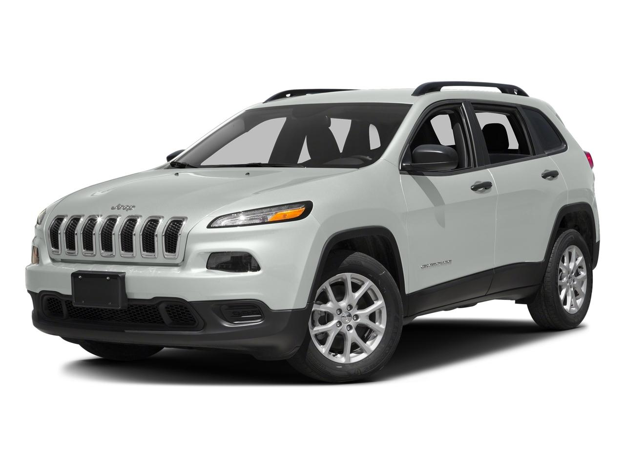 2016 Jeep Cherokee Vehicle Photo in Oakdale, CA 95361