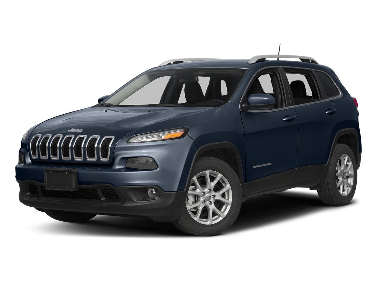 2016 Jeep Cherokee Vehicle Photo in Tulsa, OK 74133