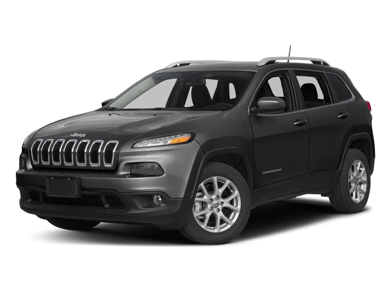 2016 Jeep Cherokee Vehicle Photo in Tucson, AZ 85712