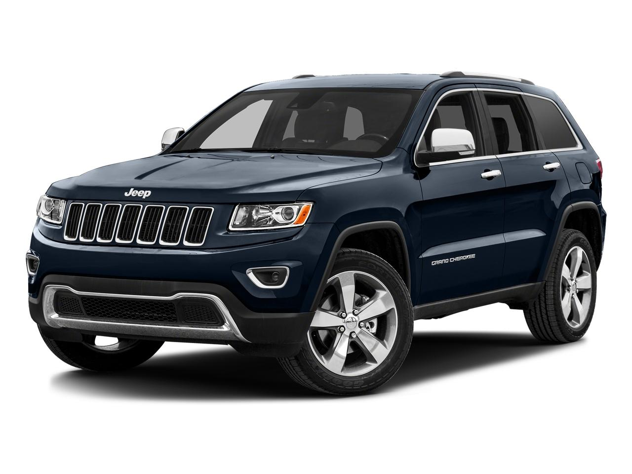2016 Jeep Grand Cherokee Vehicle Photo in Mission, TX 78572