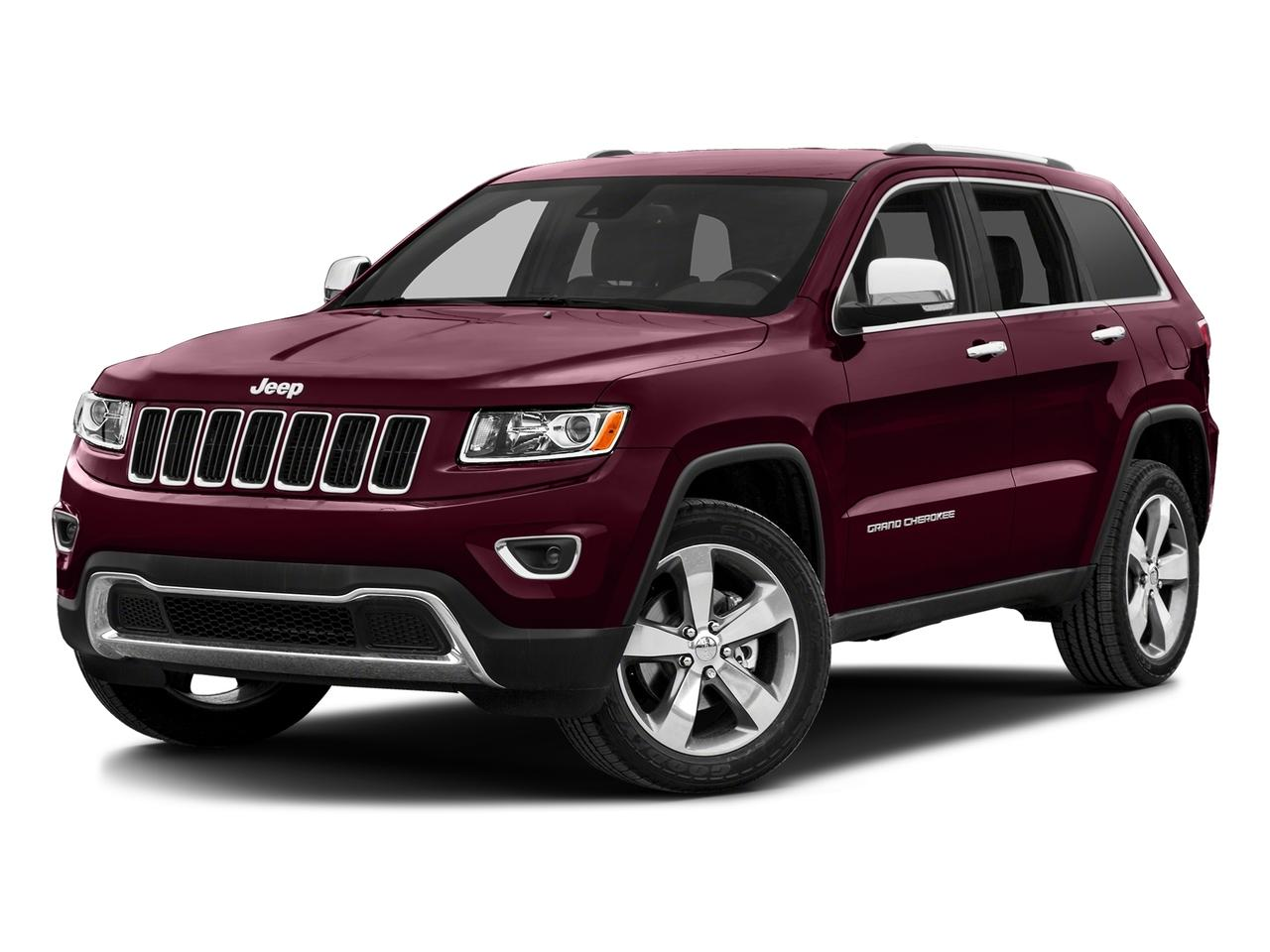 2016 Jeep Grand Cherokee Vehicle Photo in Westlake, OH 44145