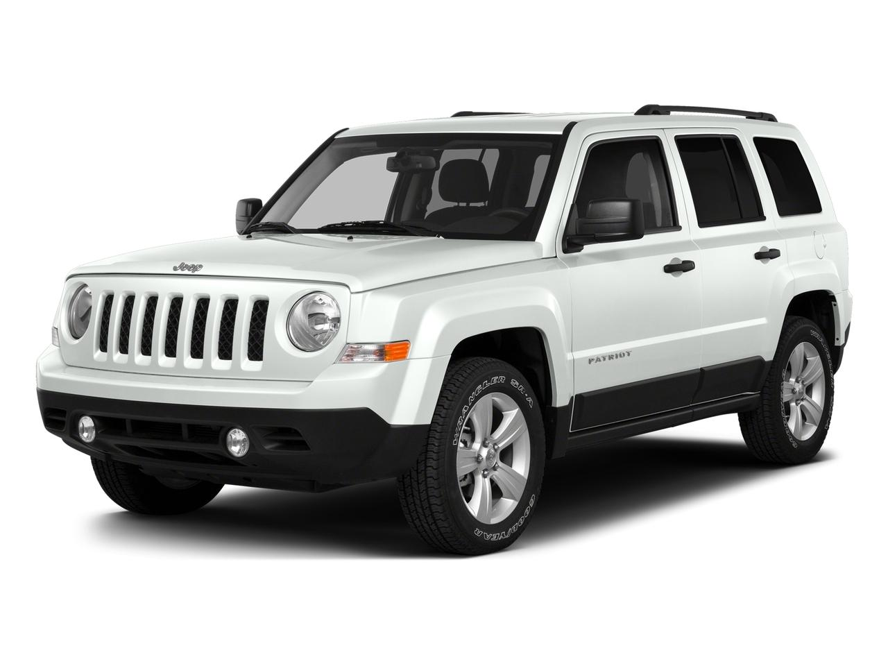 2016 Jeep Patriot Vehicle Photo in Moon Township, PA 15108
