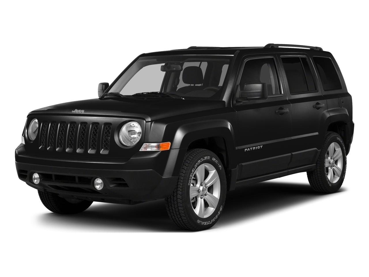 2016 Jeep Patriot Vehicle Photo in Fayetteville, NC 28303