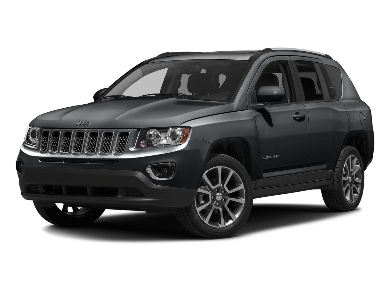 2016 Jeep Compass Vehicle Photo in Shreveport, LA 71105