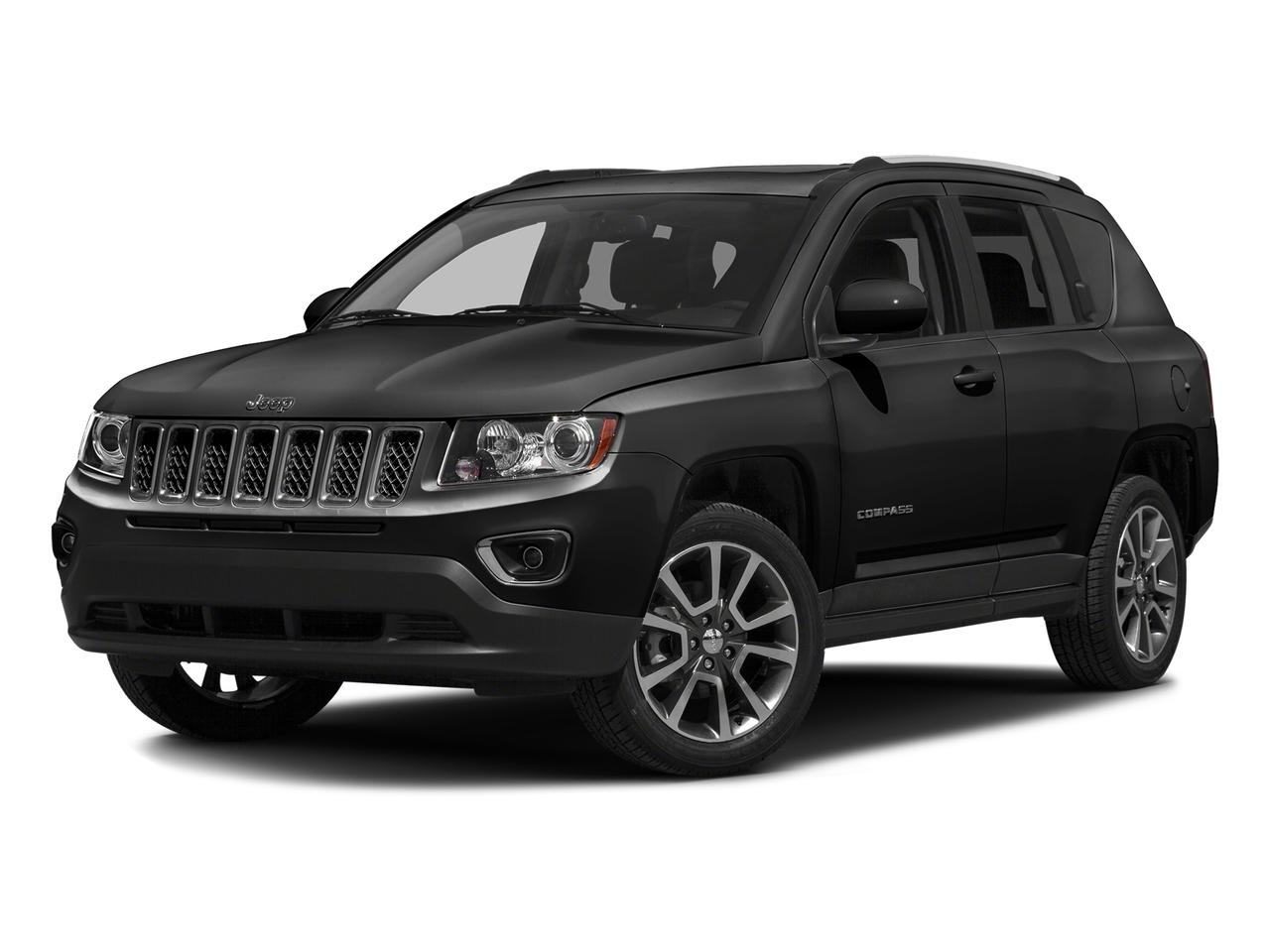 2016 Jeep Compass Vehicle Photo in Salem, VA 24153