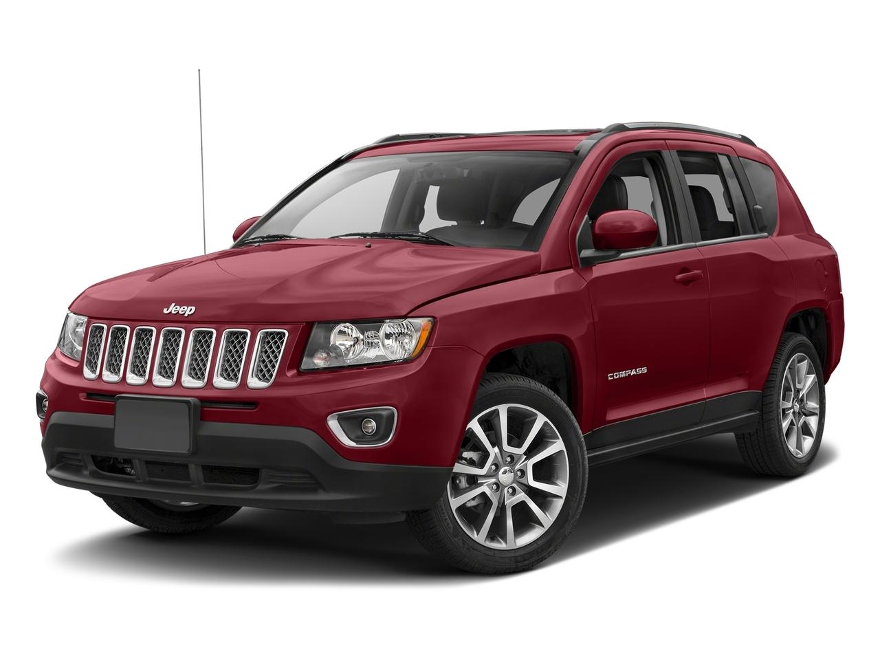 2016 Jeep Compass Vehicle Photo in Willoughby Hills, OH 44092