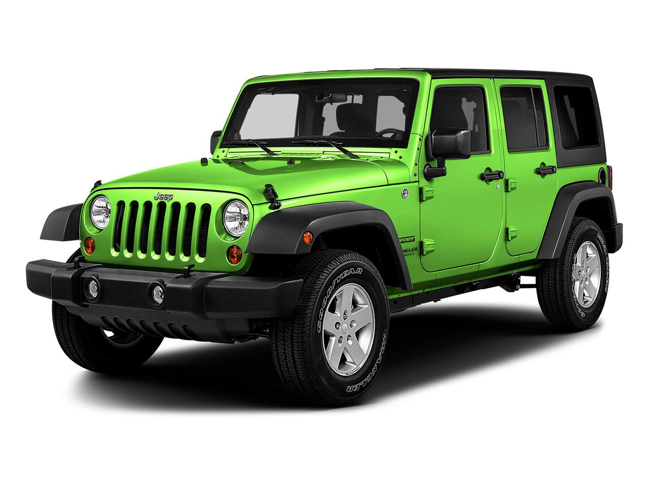 2016 Jeep Wrangler Unlimited Vehicle Photo in Doylestown, PA 18902