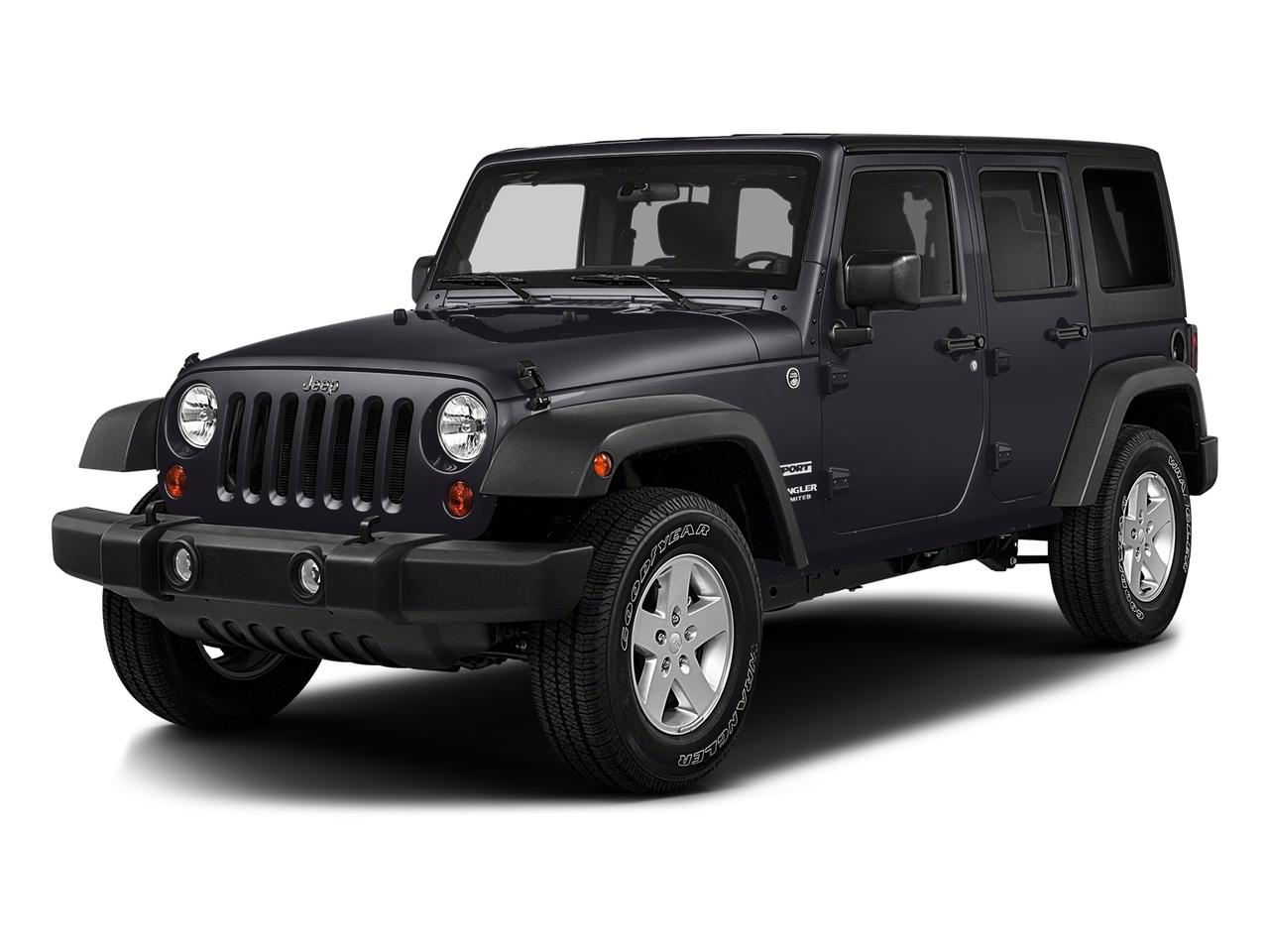 2016 Jeep Wrangler Unlimited Vehicle Photo in TALLAHASSEE, FL 32304