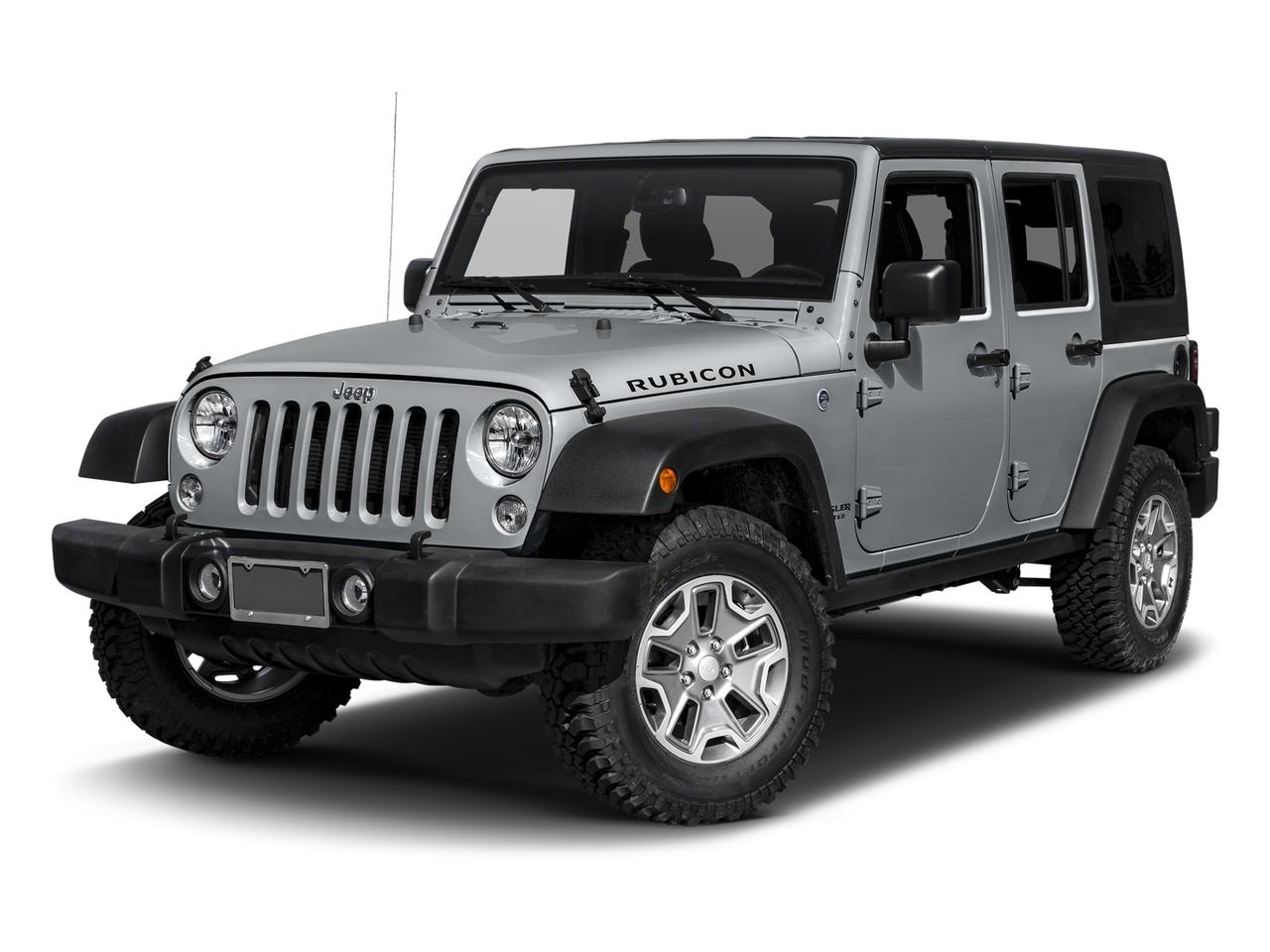 2016 Jeep Wrangler Unlimited Vehicle Photo in Colma, CA 94014
