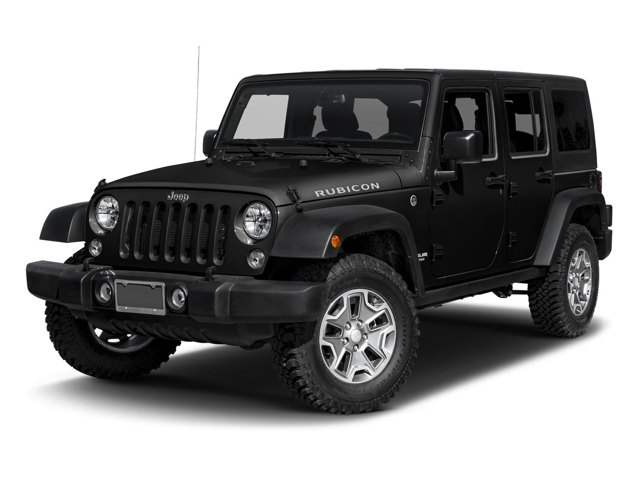 2016 Jeep Wrangler Unlimited Vehicle Photo in Portland, OR 97225