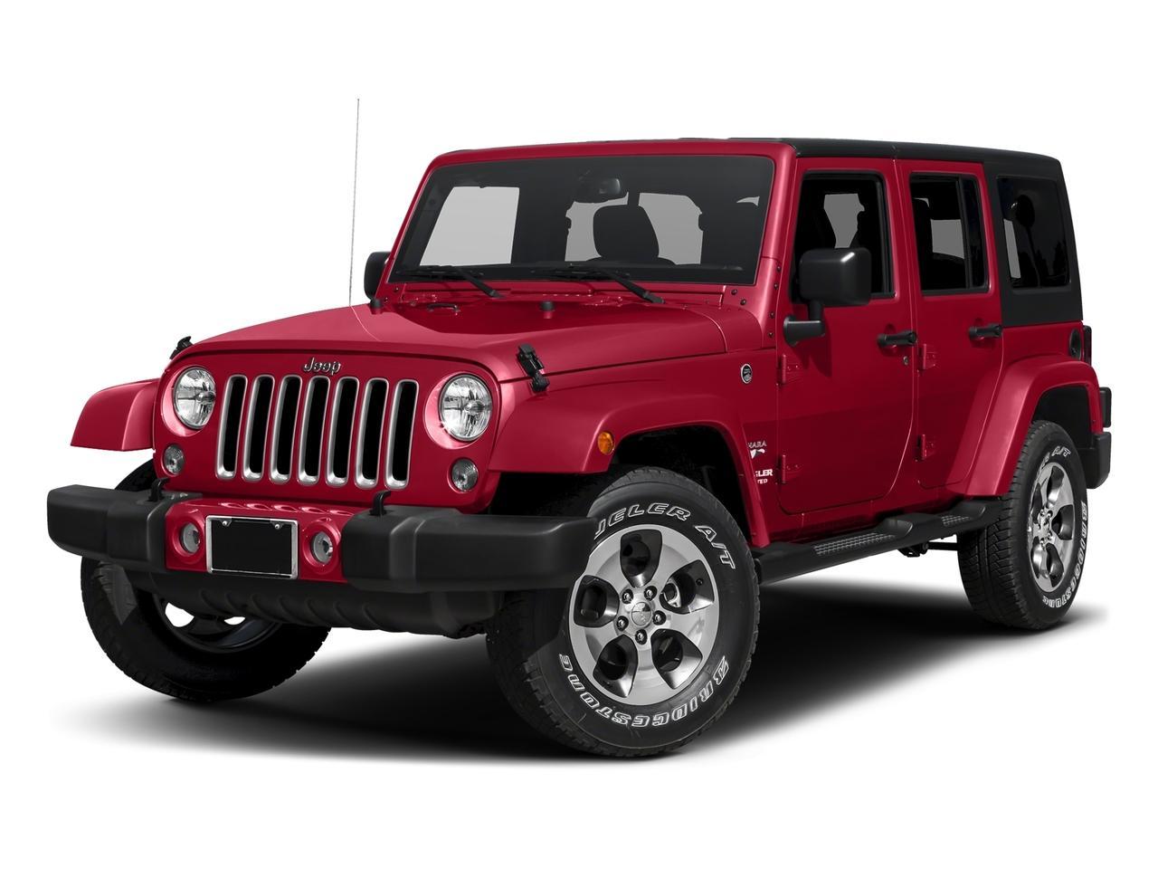 2016 Jeep Wrangler Unlimited Vehicle Photo in Prescott, AZ 86305