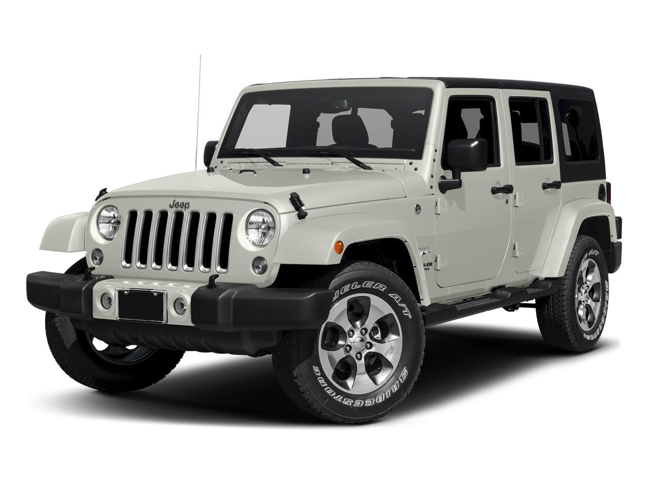 2016 Jeep Wrangler Unlimited Vehicle Photo in Winnsboro, SC 29180