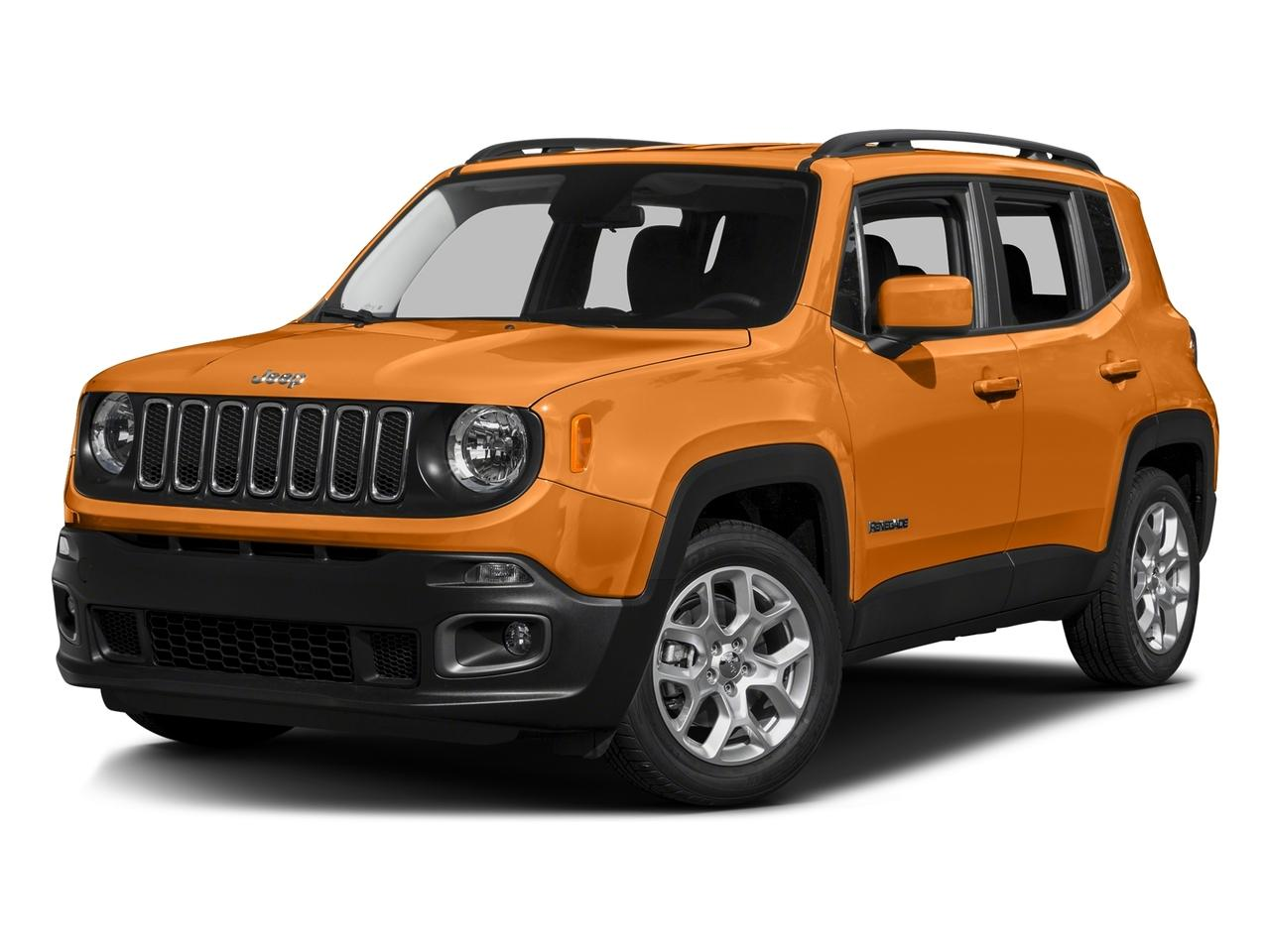 2016 Jeep Renegade Vehicle Photo in Beaufort, SC 29906