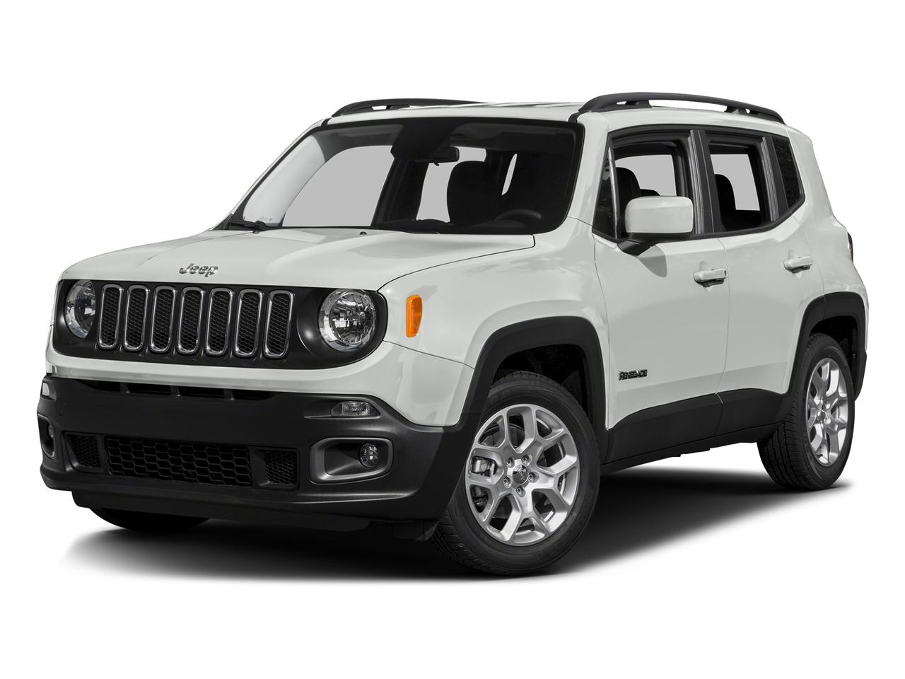 2016 Jeep Renegade Vehicle Photo in Napoleon, OH 43545