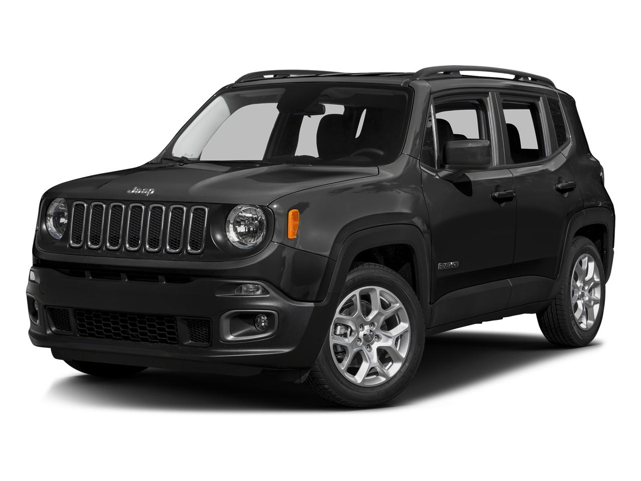 2016 Jeep Renegade Vehicle Photo in TEMPLE, TX 76504-3447