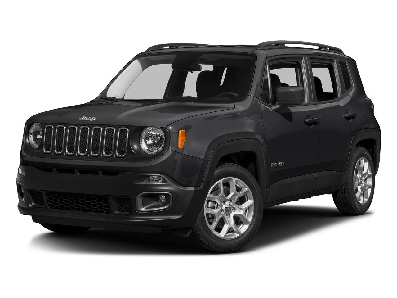 2016 Jeep Renegade Vehicle Photo in Concord, NC 28027