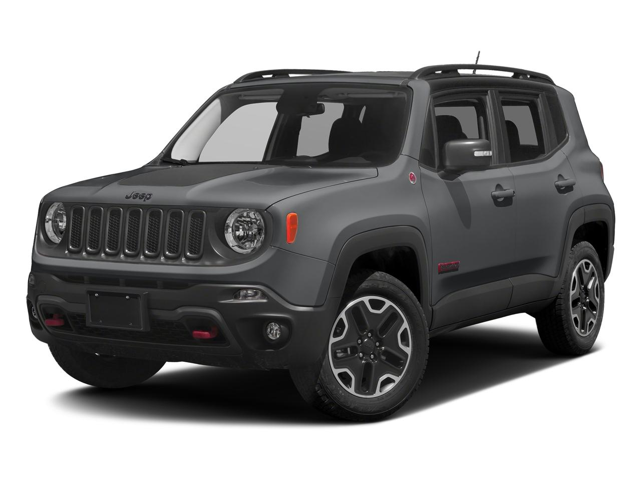 2016 Jeep Renegade Vehicle Photo in Joliet, IL 60435