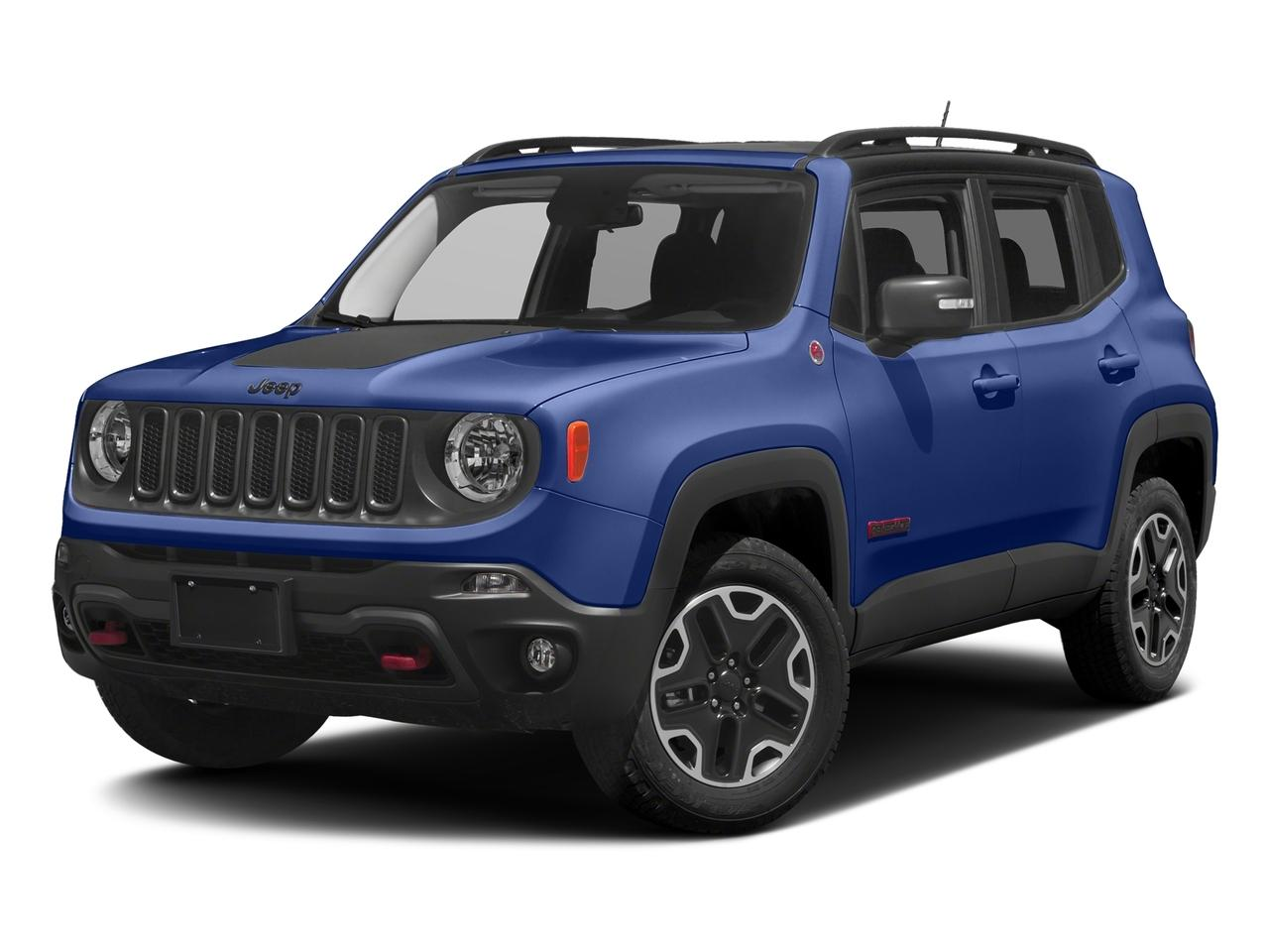 2016 Jeep Renegade Vehicle Photo in King George, VA 22485