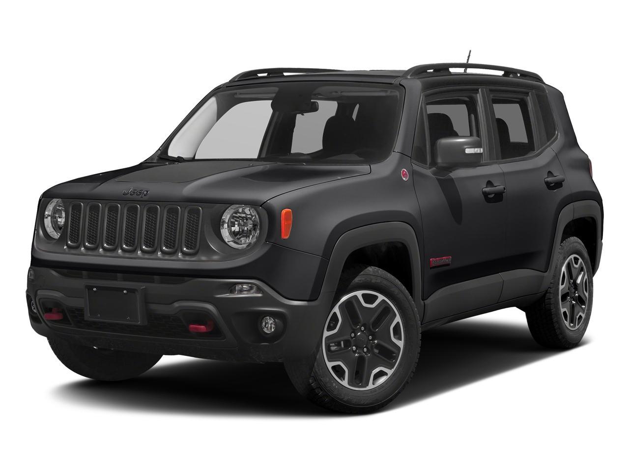 2016 Jeep Renegade Vehicle Photo in Austin, TX 78759