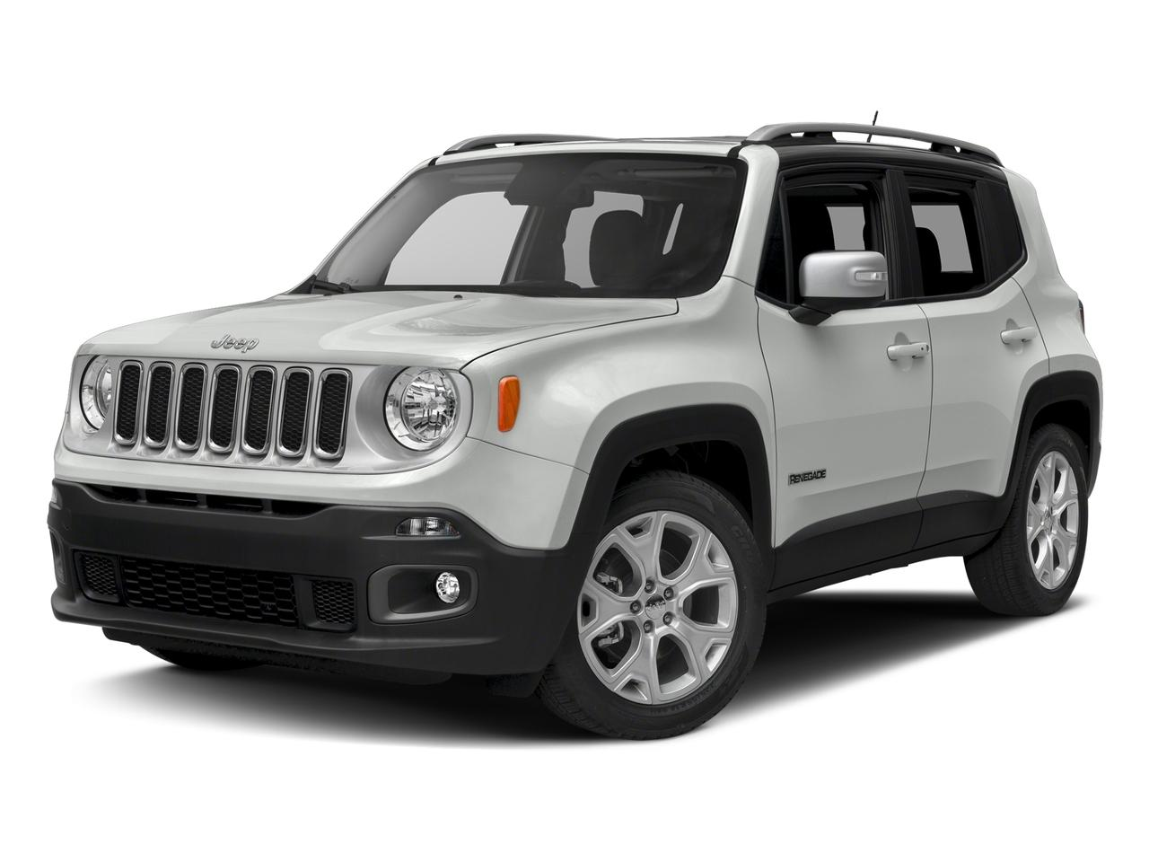 2016 Jeep Renegade Vehicle Photo in Austin, TX 78759