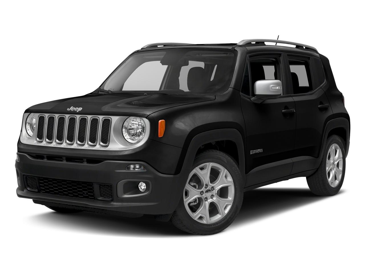 2016 Jeep Renegade Vehicle Photo in Akron, OH 44320
