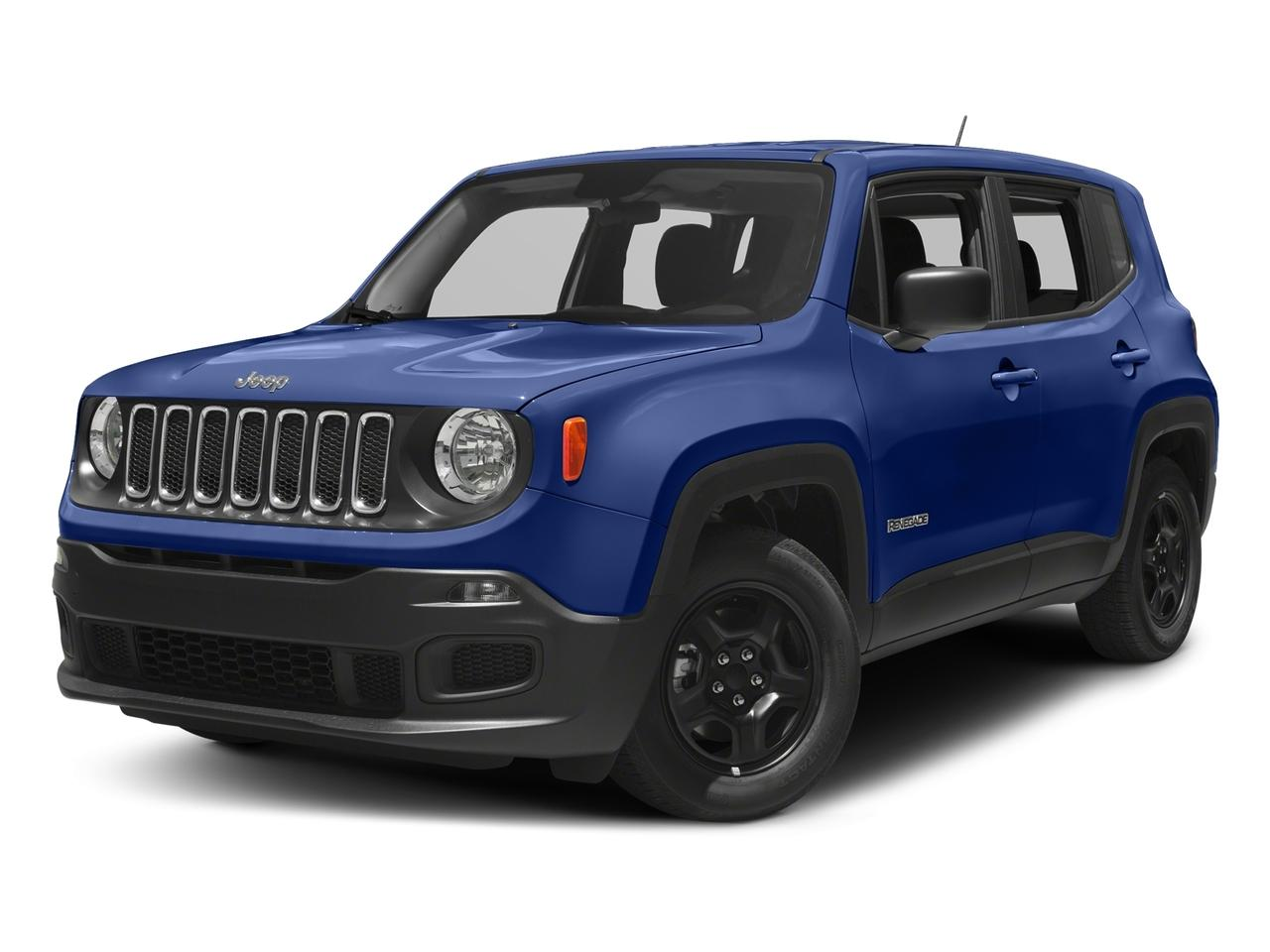 2016 Jeep Renegade Vehicle Photo in Lake Bluff, IL 60044