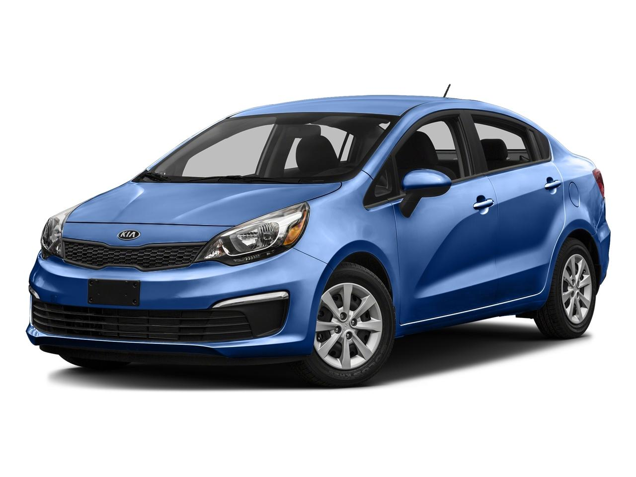 2016 Kia Rio Vehicle Photo in Oklahoma City, OK 73114