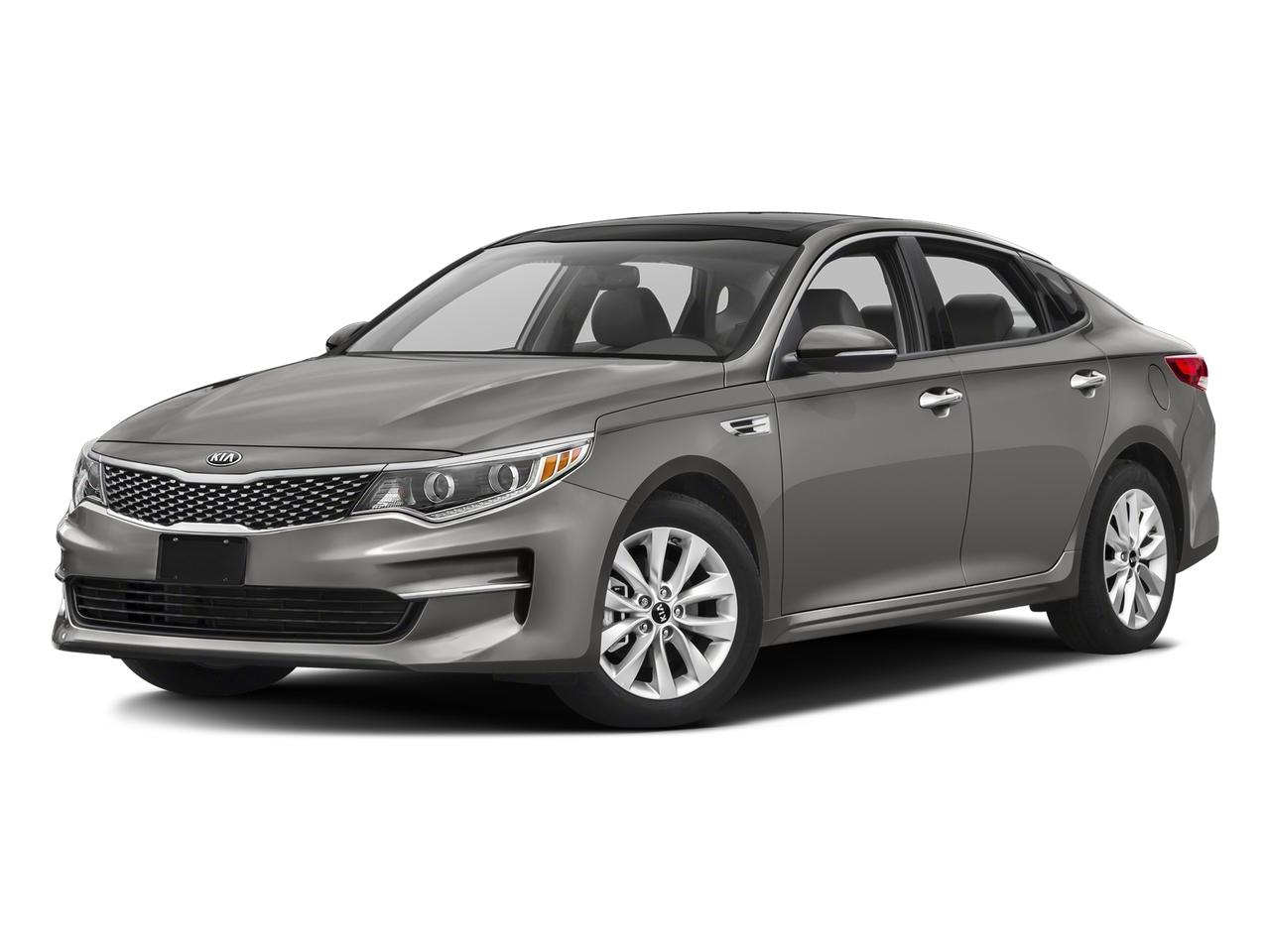 2016 Kia Optima Vehicle Photo in Cartersville, GA 30120