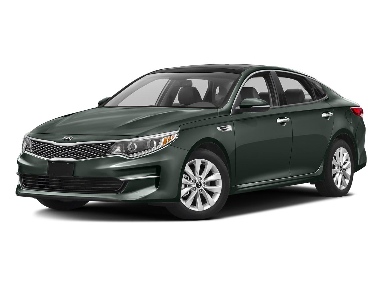 2016 Kia Optima Vehicle Photo in Ennis, TX 75119