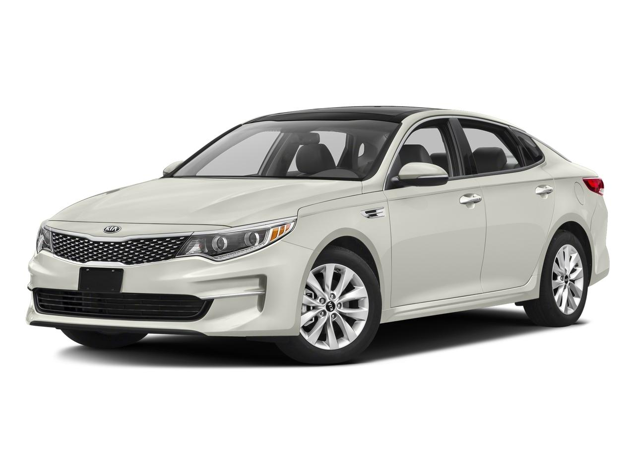 2016 Kia Optima Vehicle Photo in Akron, OH 44303
