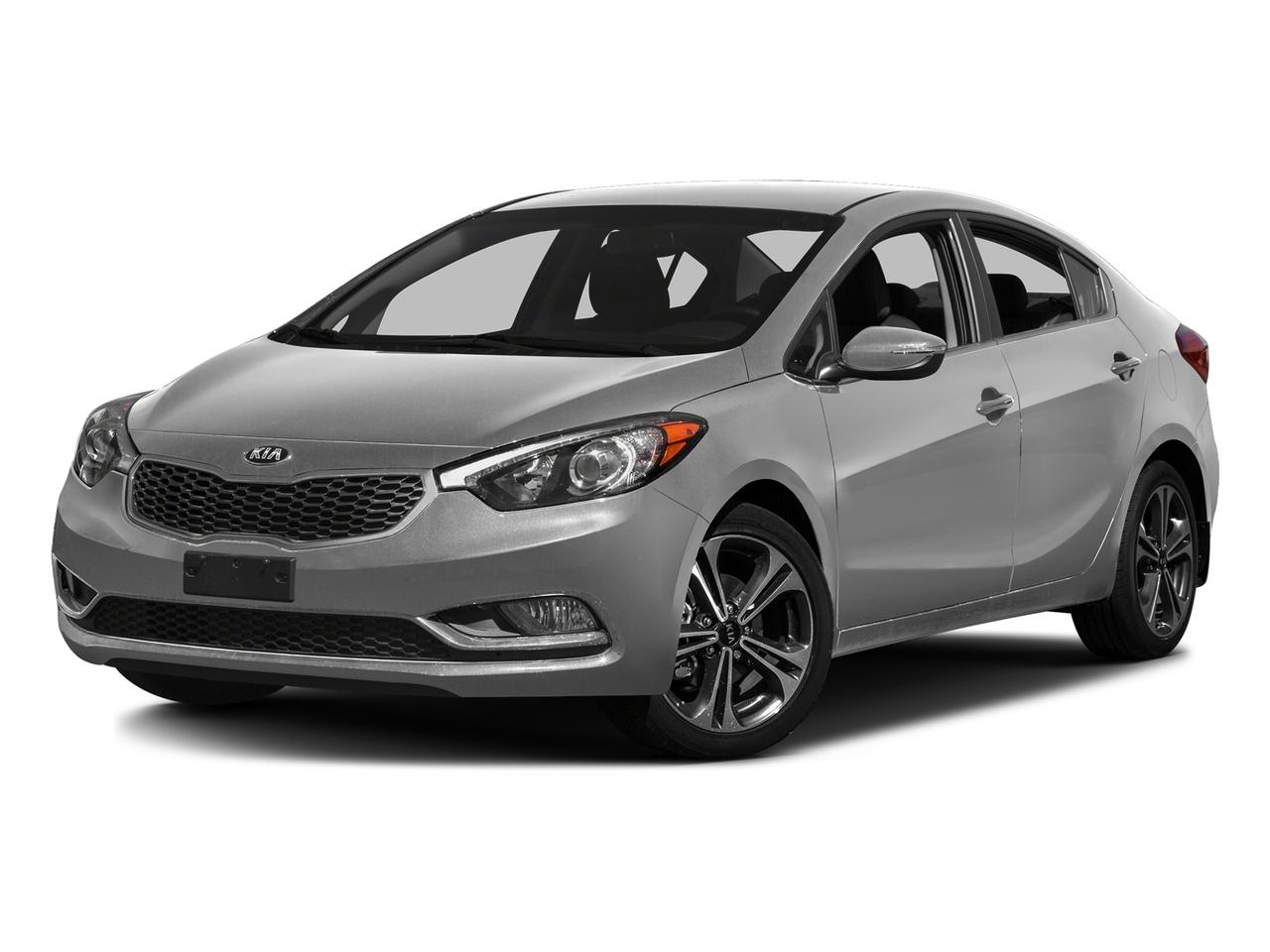 2016 Kia Forte Vehicle Photo in Tucson, AZ 85712